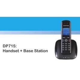 Grandstream DP715 [VoIP DECT telefon, 1x ručka + 1x základnová stanice]