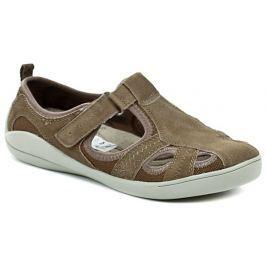 ROCK Spring Deli hnědá dámská letní obuv, 36