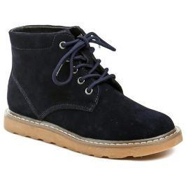Asylum AV-236-17-02 modrá zimní kotníčková obuv, 40