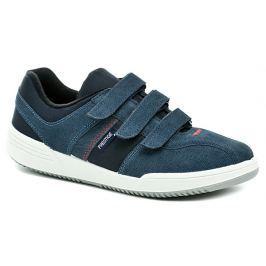 Prestige M40810 modrá pánská obuv, 41