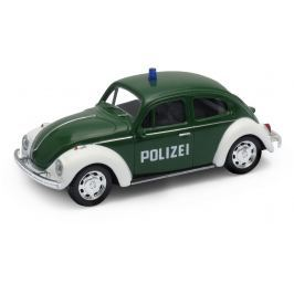 Welly - Volkswagen Beetle 1:43 ambulance modrá