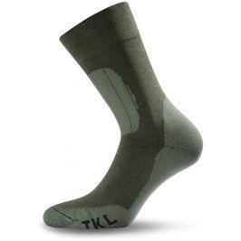 Lasting Trekingové ponožky  Tkl, 38 - 41, Černá