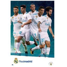 REAL MADRID PLAKÁT 61 x 91,5 cm