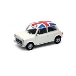Welly - Mini Cooper 1300 (Velká Británie) model 1:43 červený