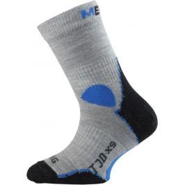 Lasting Dětské ponožky Lating Tjd, 24-28, Žlutá