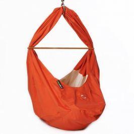 Babyvak Závěsná kolébka  Hacka plus -::Oranžová