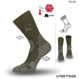 Lasting Trekingové ponožky  Thl, 38 - 41