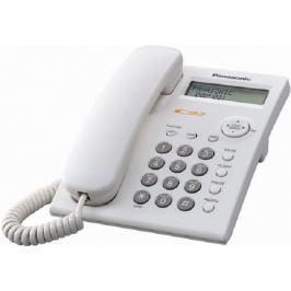 Panasonic KX-TSC11FXW - jednolinkový telefon, bílý