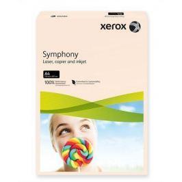 Xerox Xerografický papír Symphony, lososová, A4, 160g,