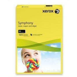 Xerox Xerografický papír Symphony, tmavě žlutá, A4, 160g,