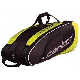 Carlton Badmintonová taška  TOUR COMP 3 Thermo, Žlutá