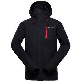 Alpine Pro Pánská jarní bunda  WINTON::M; Černá