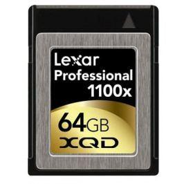 Lexar 64GB XQD 1100x Professional