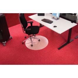 RS OFFICE Podložka na koberec BSM R 90 cm