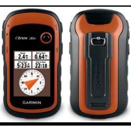 Garmin GPS Navigace  eTrex 20x východní Evropa
