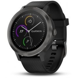 Garmin vívoActive3 Optic Grey PVD (010-01769-12)