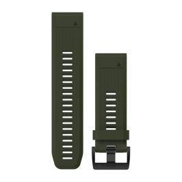 Garmin Řemínek pro fenix5X - QuickFit 26, mechově zelený
