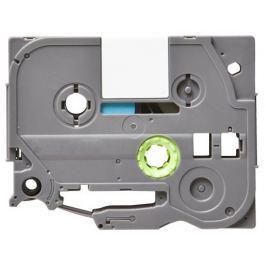 OEM Páska TZE-231 (TZE231) kompatibilní pro Brother, 12mm, bílá/černá, laminovaná, d