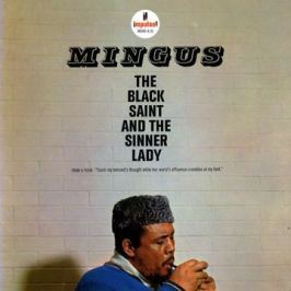 CD Charles Mingus : Black Saint And The Sinne