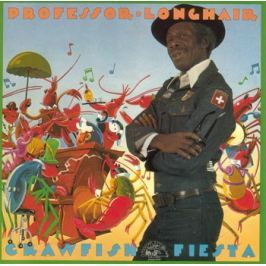 CD Professor Longhair : Crawfish Fiesta