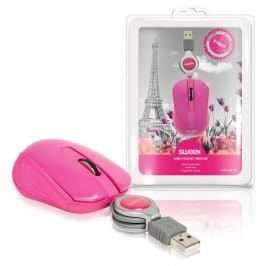 SWEEX Myši  Paris Mini Mouse, pink