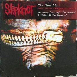 CD Slipknot : Vol.3 (The Subliminal Verses)