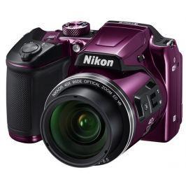 Nikon Fotoaparát  Coolpix B500, fialový