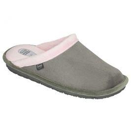 Scholl Dámské pantofle New Brienne Memory Cushion Grey/Pink F263181487::mSC0100-36