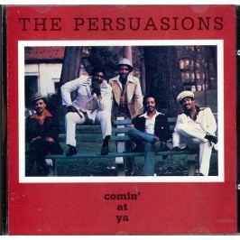 CD Persuasions : Comin' At Ya