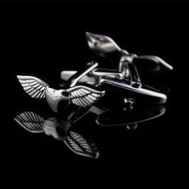 Manžetové knoflíčky andělská křídla
