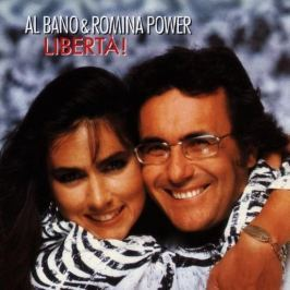 CD Al Bano & Romina Power : Liberta