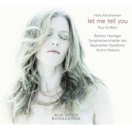 CD Abrahamsen - Hannigan Barbara / Let Me Tell You