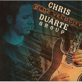 CD Chris Duarte : Blue Velocity