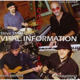 CD Steve Smith : Vital Information.come On In