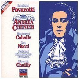 CD Giordano - Chailly: Andrea Chénier