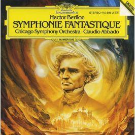 CD Berlioz - Abbado / Fantasticka Symfonie