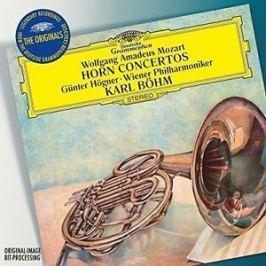 CD MOZART - BOHM / KON.PRO LESNI ROH 1 - 4