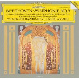 CD Beethoven : Symphony No. 9 in D minor, Op. 125 'Choral'