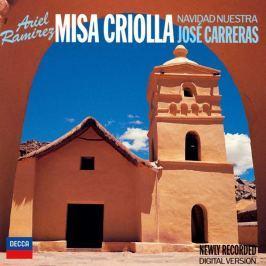 CD RAMIREZ - CARRERAS / MISSA CR