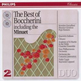 CD Boccherini : The Best Of