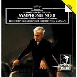 CD BEETHOVEN - KARAJAN / SYMF.8