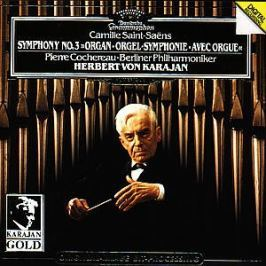 "CD Camille Saint-Saëns : Symphony No.3 ""Organ"""
