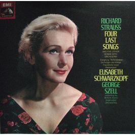 CD Richard Strauss : Four Last Songs