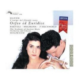 CD Haydn - Ofeus a Euridica