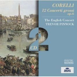 CD Arcangelo Corelli : 12 Concerti grossi op. 6