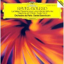 CD Maurice Ravel : Bolero/La Valse/Pavane...