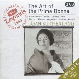 CD Sutherland / The Art Of Prima Donna