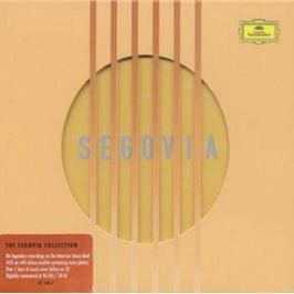 CD Segovia: The Segovia Collection