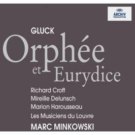 CD Gluck - Minkowski : Orfeus a Eurydica
