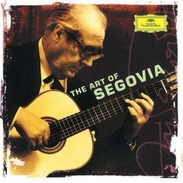 CD Segovia : Art of Segovia
